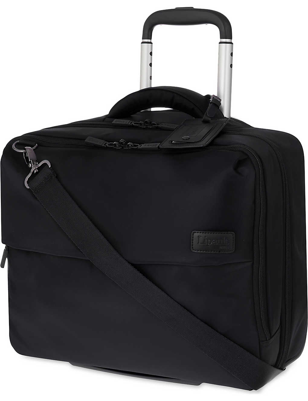 LIPAULT: Plume Business rolling tote 45cm