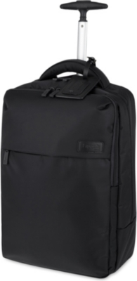 LIPAULT Plume Business two-wheel laptop backpack 47cm
