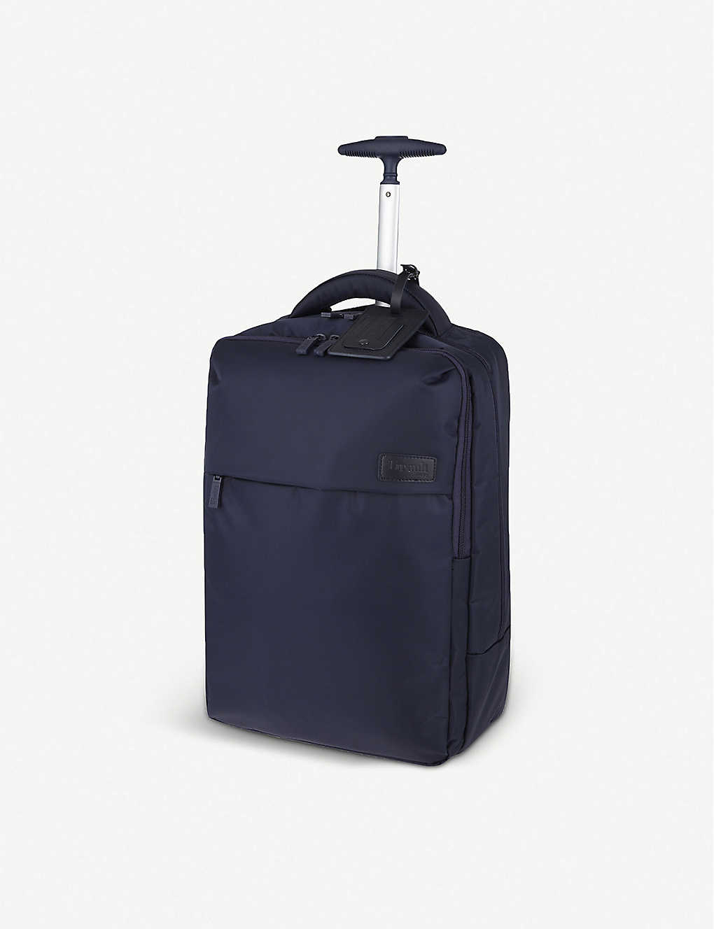 LIPAULT: Plume Business two-wheel laptop backpack 47cm