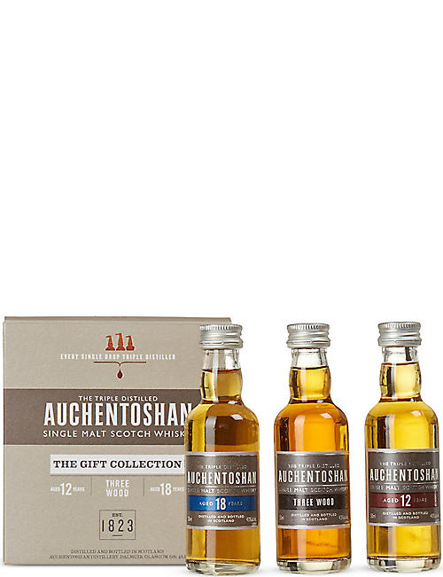 AUCHENTOSHAN: Auchentoshan gift collection 3x50ml