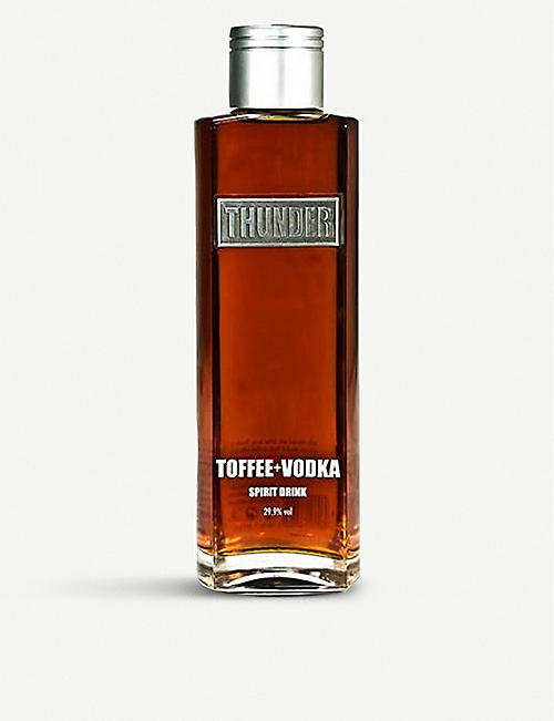 THUNDER: Thunder Toffee vodka 700ml