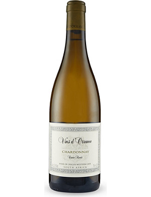 SOUTH AFRICA Chardonnay 750ml