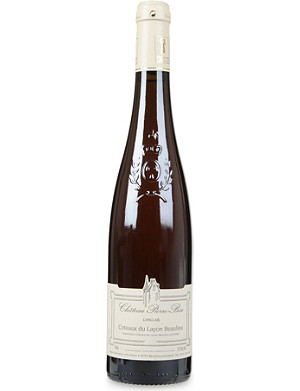 FRANCE Chateau Pierre-Bise Coteaux du Layon Beaulieu dessert wine 500ml