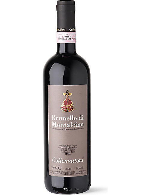 COLLEMATTONI: Brunello di Montalcino, Collemattoni 750ml