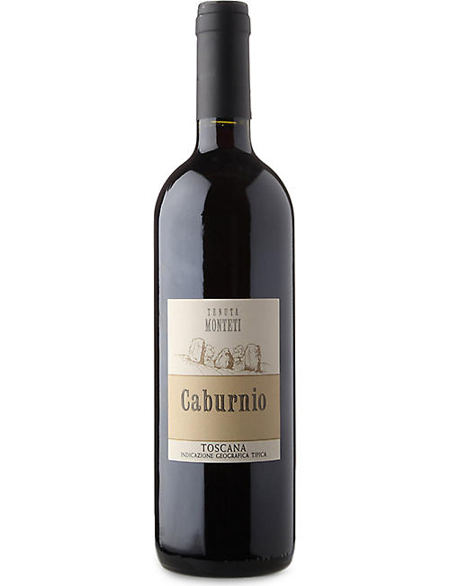 TUSCANY: Caburino red wine 750ml