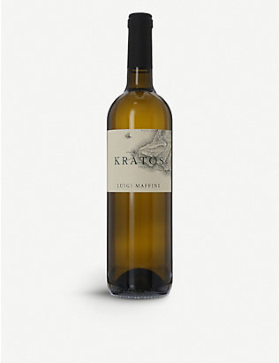 ITALY: Luigi Maffini 2017 Kratos white wine 750ml