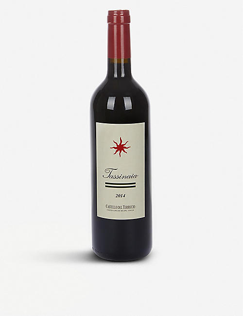 CASTELLO DEL TERRICIO Tassinaia 750ml