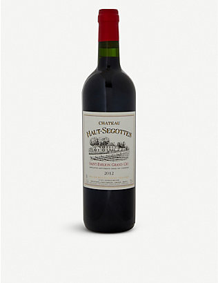 BORDEAUX: St Emilion 750ml