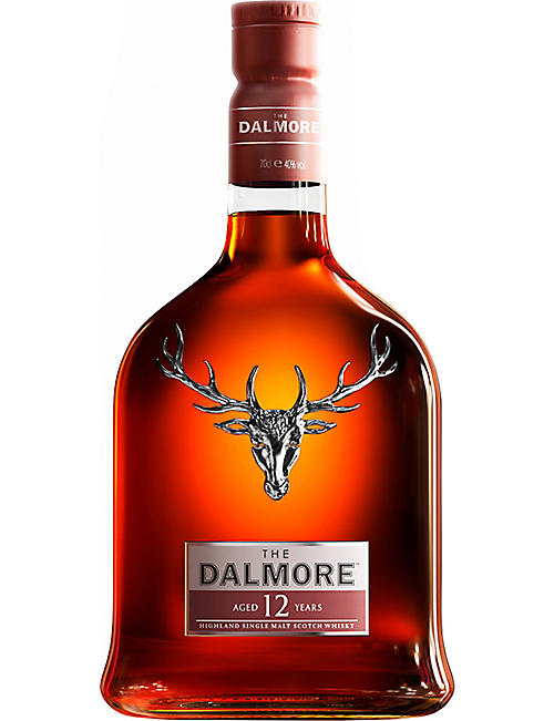 DALMORE 12 year old 700ml