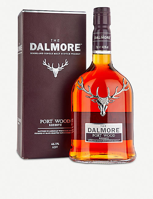 DALMORE Dalmore Portwood Reserve single malt Scotch whisky 700ml
