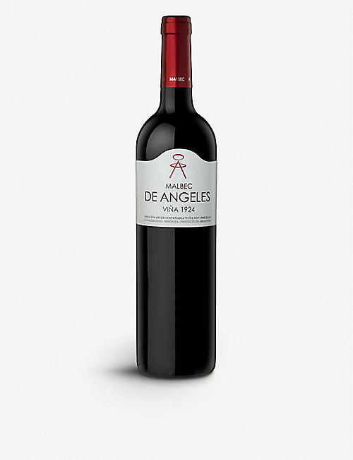 ARGENTINA: Malbec de Angeles 2015 malbec 750ml