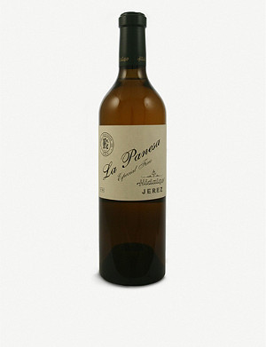 SPAIN Emilio Hidalgo Le Panesa Fino fortified wine 750ml
