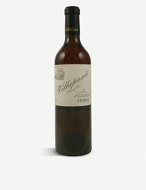 SPAIN: Emilio Hidalgo Villapanese Olorosso 750ml