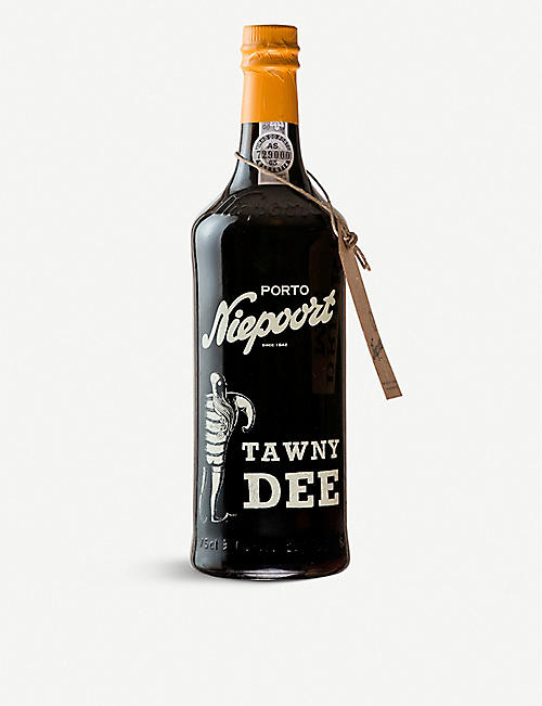 PORTUGAL: Niepoort Tawny Dee port 375ml