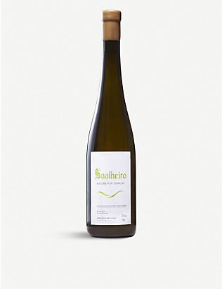 PORTUGAL: Soalheiro's Nature Pur Terroir white wine 750ml