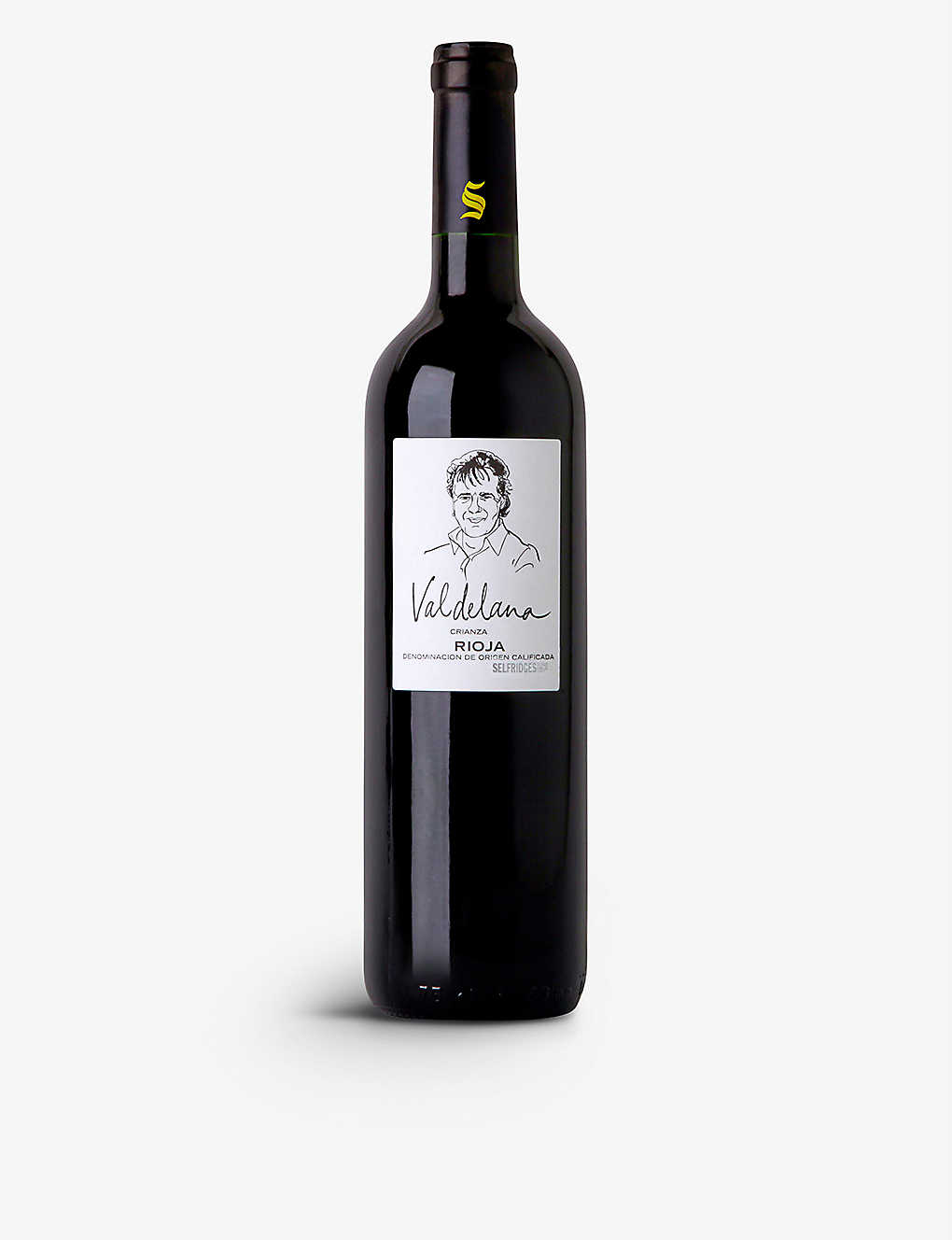 SELFRIDGES SELECTION: Rioja Crianza Bodegas Valdelana 750ml