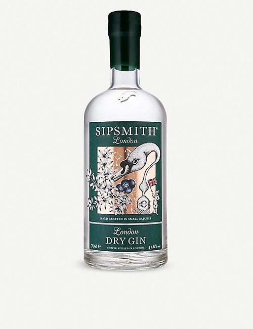 SIPSMITH: London Dry Gin 700ml