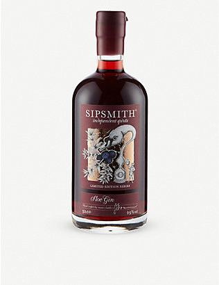 SIPSMITH: Sloe gin limited edition series 500ml