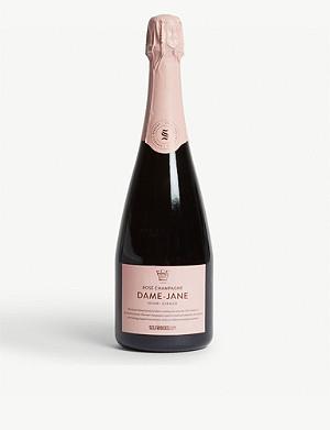 SELFRIDGES SELECTION Dame-Jane NV rosé champagne 750ml