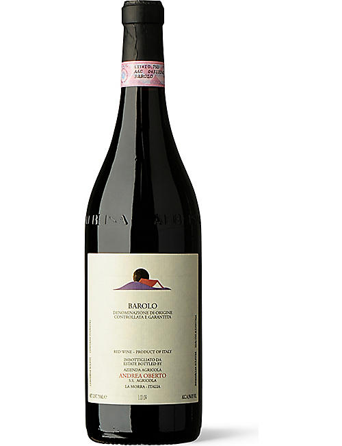 OBERTO: Barolo 750ml