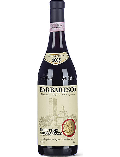 BARBARESCO PRODUTTORI: Barbaresco 750ml