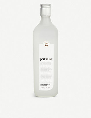 GIN: Jensen Old Tom gin 700ml