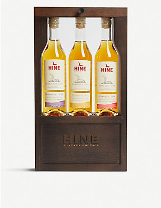 COGNAC: Cognac set of three 200ml