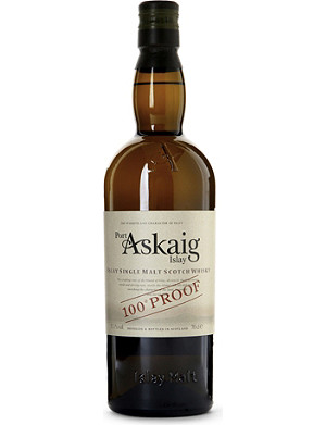 ISLAY Port Askaig 100? Proof Whisky 700ml