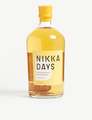 WHISKY AND BOURBON Nikka Days blended whisky 700ml