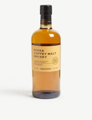 NIKKA Nikka Coffey Malt single grain whisky 700ml