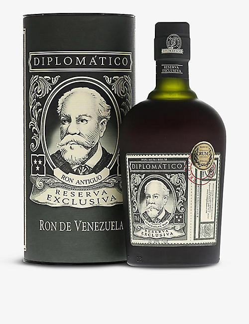 DIPLOMATICO: Reserva Exclusiva 12 years 700ml