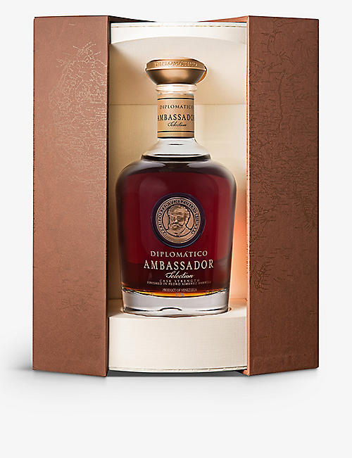DIPLOMATICO: Ambassador Selection rum 700ml