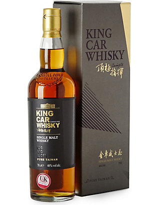 WORLD WHISKEY: Kavalan king car 700ml