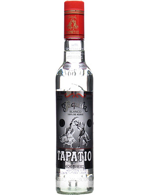 TEQUILA Tapatio Blanco tequila 500ml