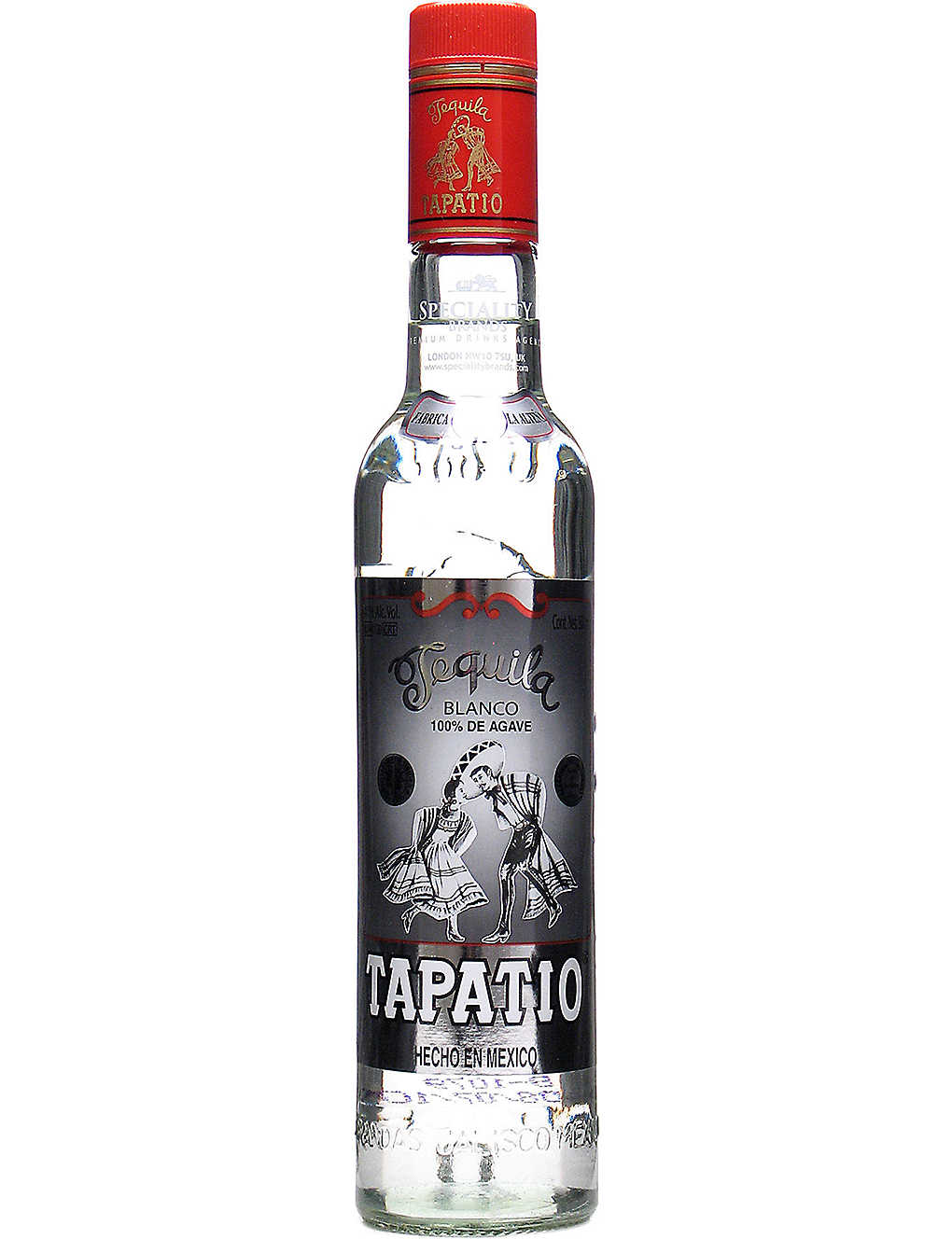 TEQUILA: Tapatio Blanco tequila 500ml