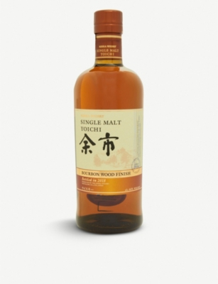 WHISKY AND BOURBON Yoichi Bourbon Wood Finish single malt whisky 700ml