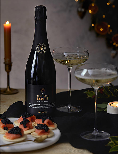 SELFRIDGES SELECTION Esprit Brut champagne NV 750ml