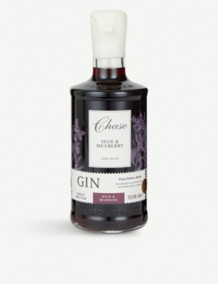 GIN Chase Oak-aged Sloe and Mulberry gin 500ml