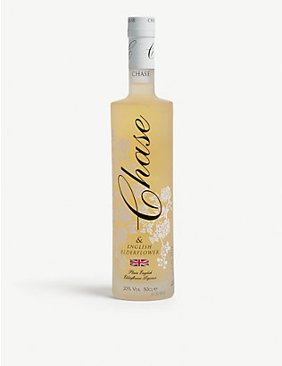 CHASE: Elderflower liqueur 500ml