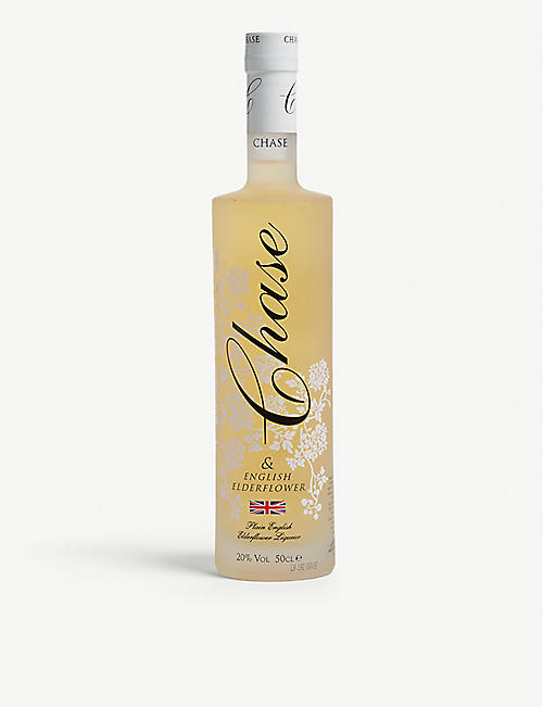 CHASE Elderflower liqueur 500ml