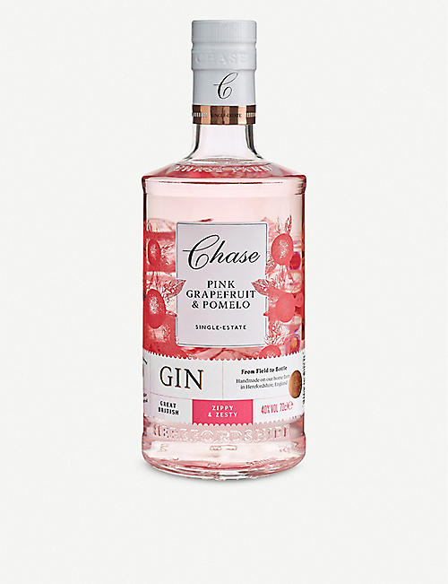CHASE Pink grapefruit gin 700ml
