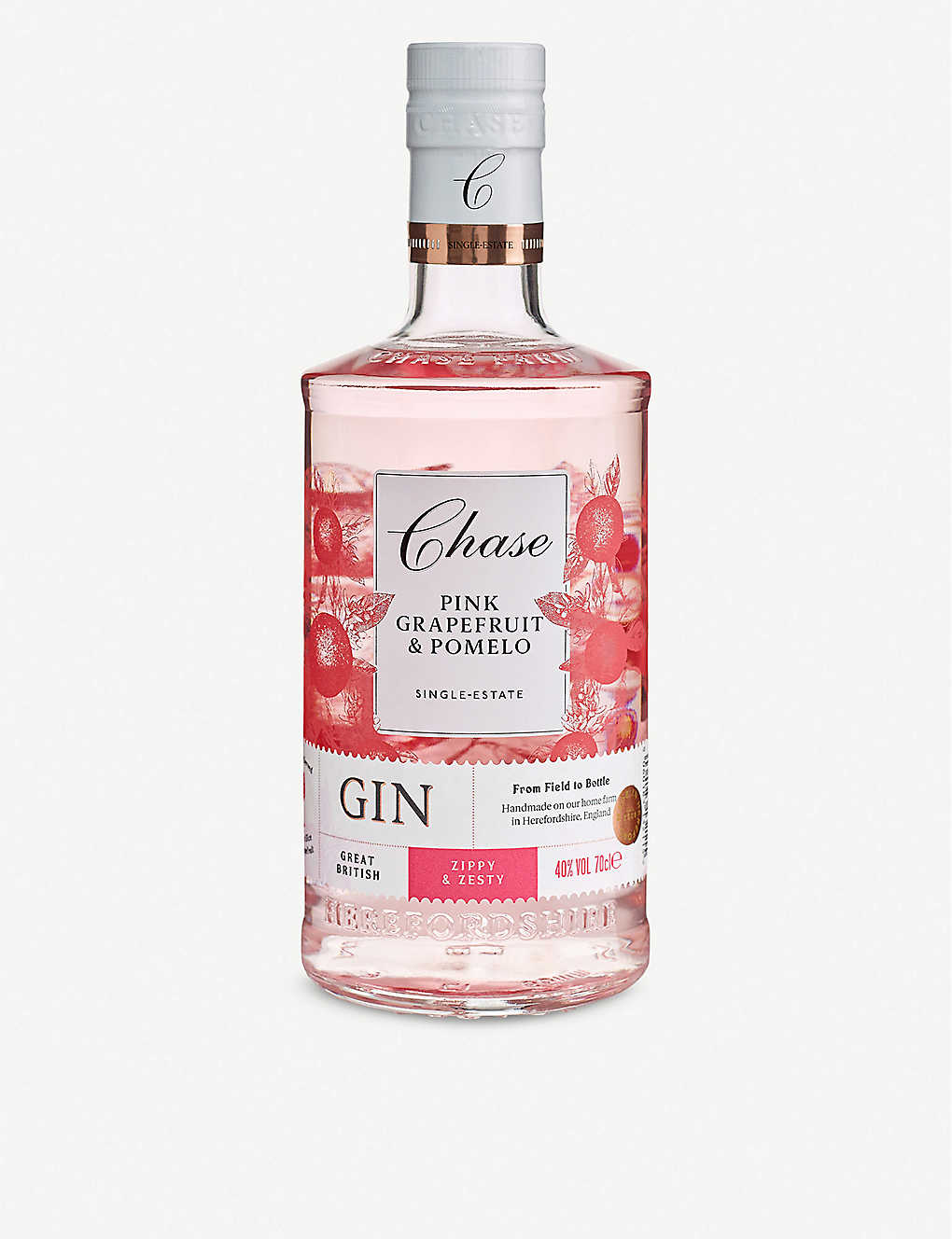 CHASE: Pink grapefruit and pomelo gin 700ml