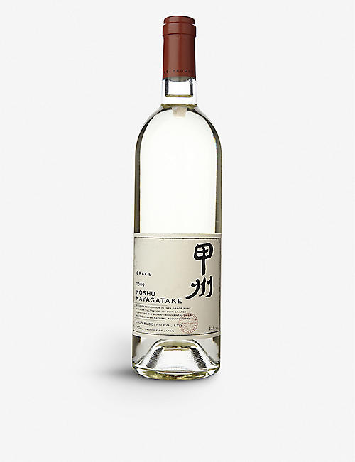 GRACE: Grace Koshu Kayagatake 750ml