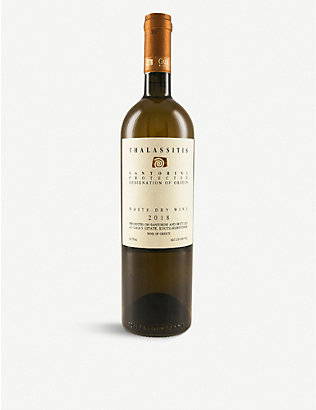 WORLD OTHER: Gaía Thalassitis White Dry 750ml