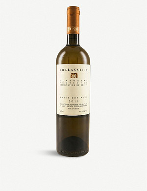 WORLD OTHER Assyrtiko Wild Ferment white wine 750ml
