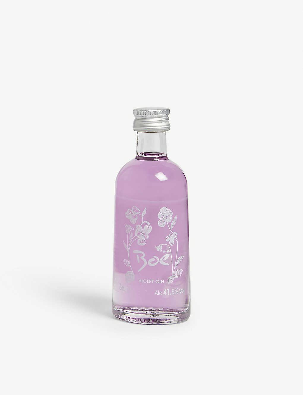 MINI A TURE: Boë Violet Gin 50ml
