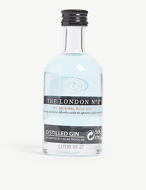 MINI A TURE: Original blue gin 50ml