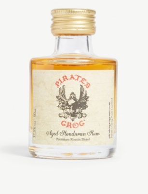 MINI A TURE Pirate's Grog aged Honduran rum 50ml