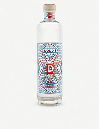 GIN: Dodd's Gin 500ml