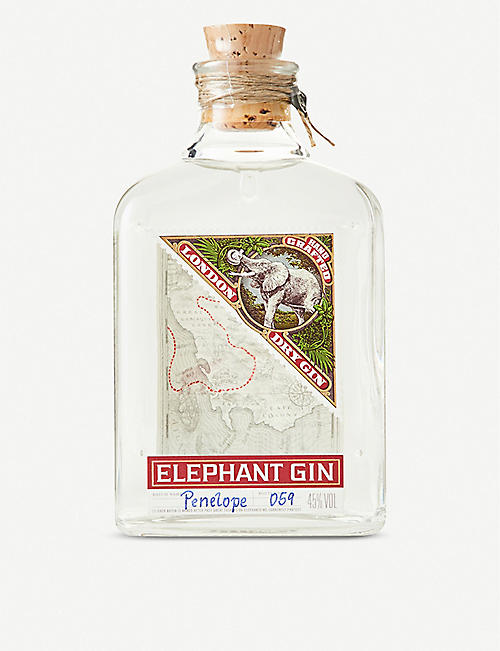 ELEPHANT GIN: Elephant London dry gin 500ml